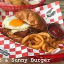 hot & sunny burger