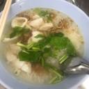 ข้าวต้มปลา+ปลาหมึก