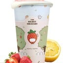 Strawberry Lemon Green tea Cheese Cream [L]
