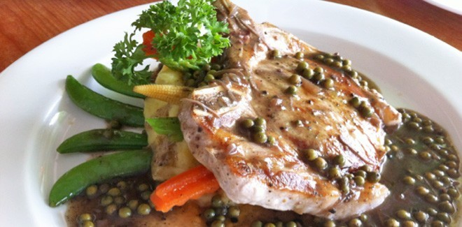 Salmon Cuisine