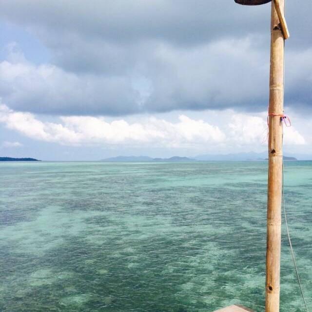 ระเบียงทะเล ซินนาม่อน เกาะหมาก