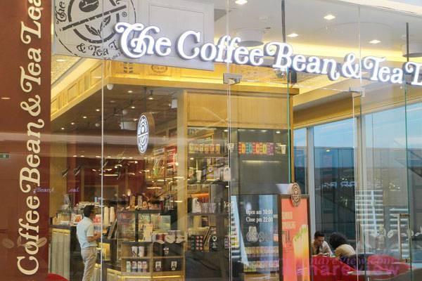 The Coffee Bean & Tea Leaf เซ็นทรัลแอมบาซซี่