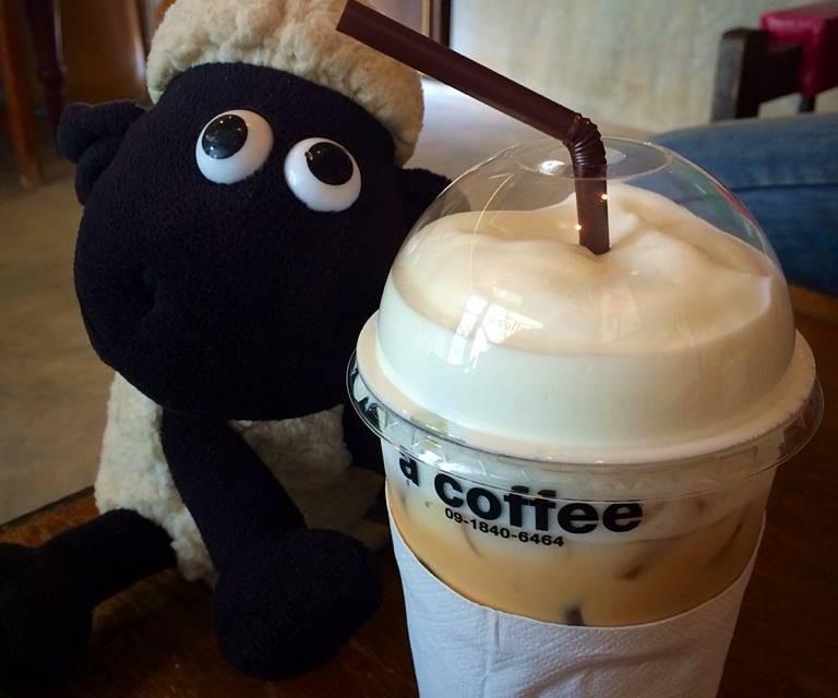 A Coffee