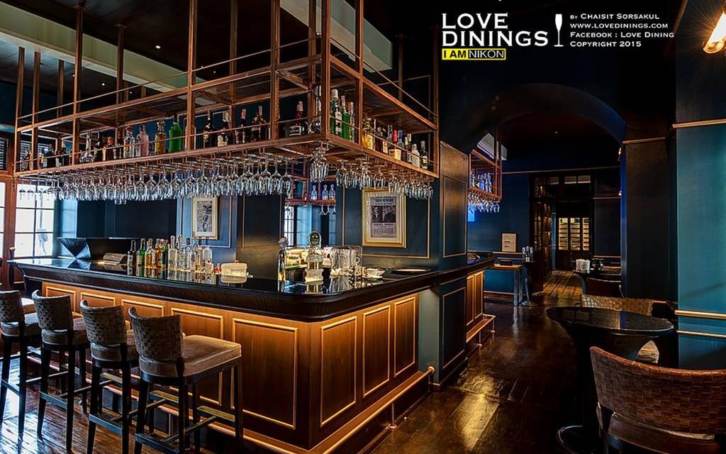 The Service 1921 Restaurant and Bar Anantara Chiang Mai Hotel