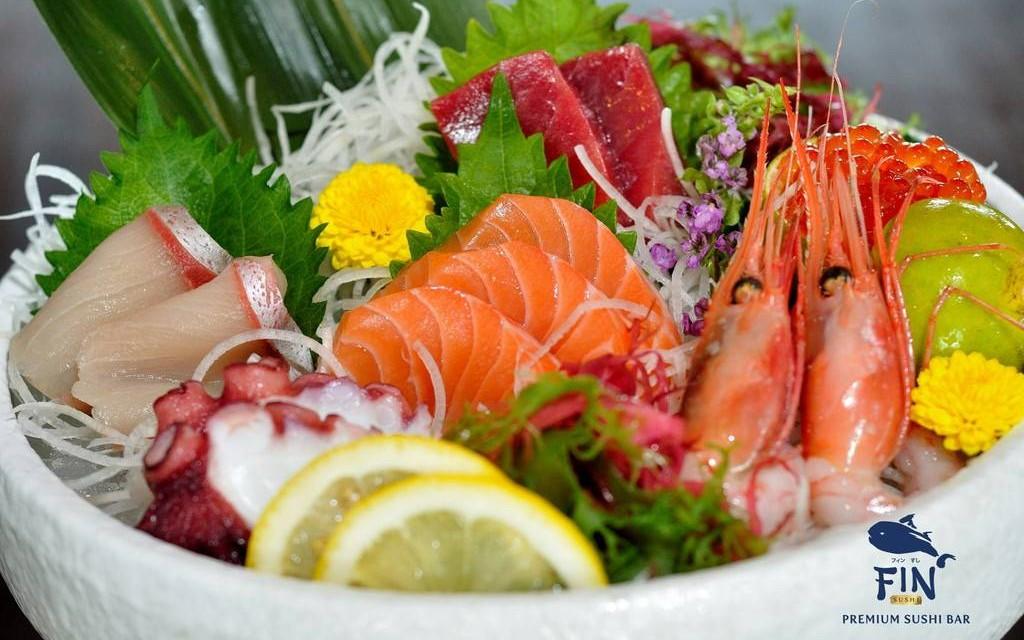 Fin Sushi ระยอง