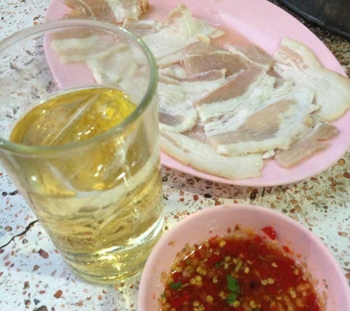 ร้านอาหารแอ๊ดโป๊ยก่ายย่างเกาหลี
