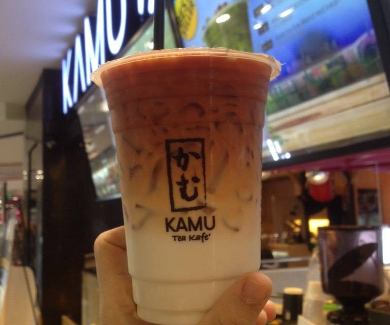 Kamu tea Centerpoint of Siam Square