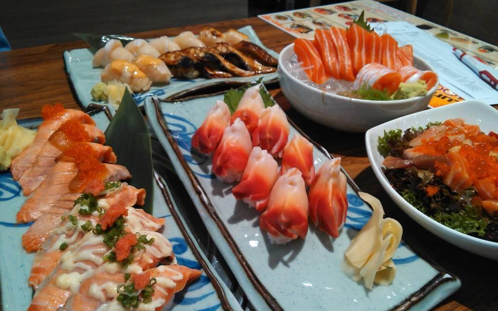 Real Ichi Yakiniku & Sushi เพชรบุรี
