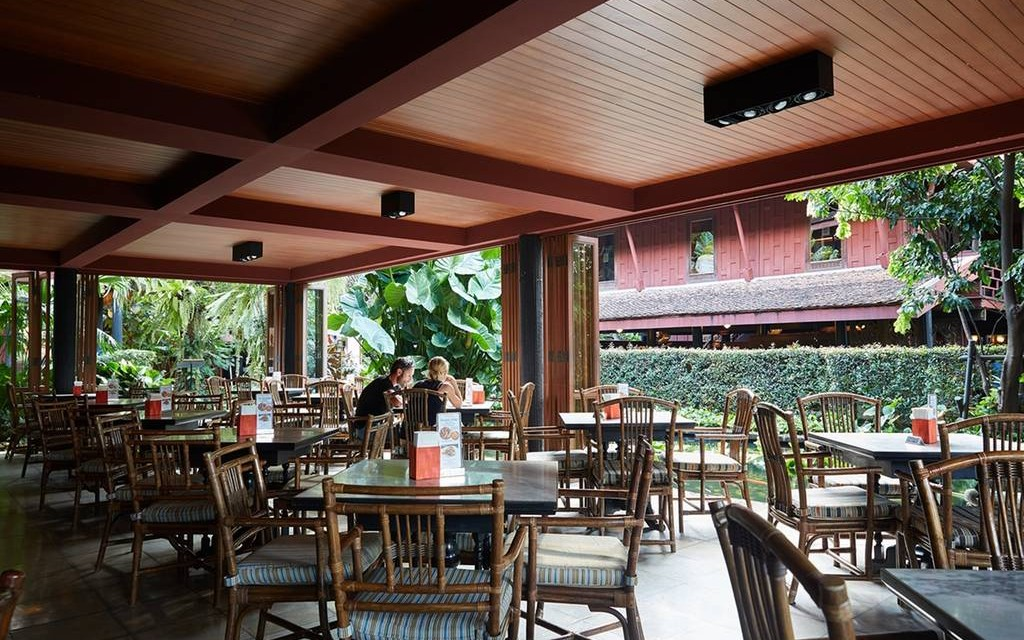 JIM THOMPSON RESTAURANT AND WINE BAR Rama 1
