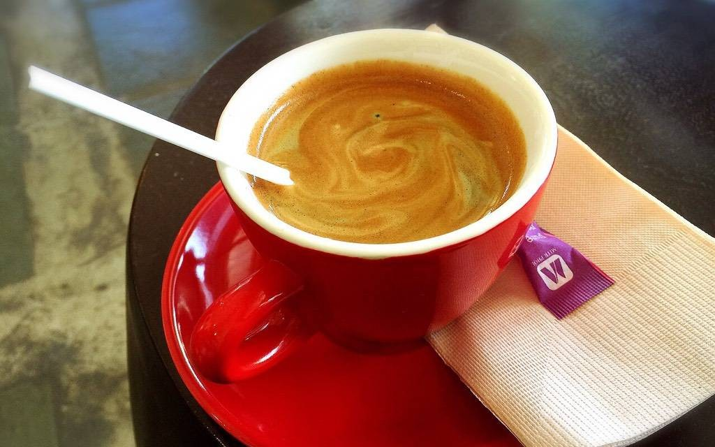 Pin Coffee