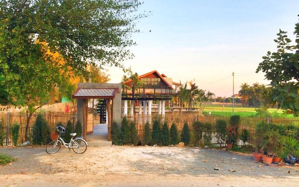 Imagine's House : บ้านสวน