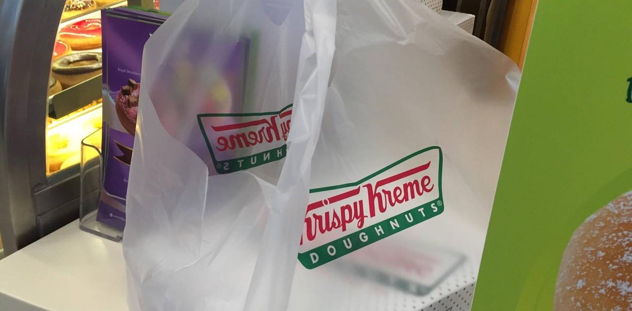 Krispy Kreme เมกาบางนา