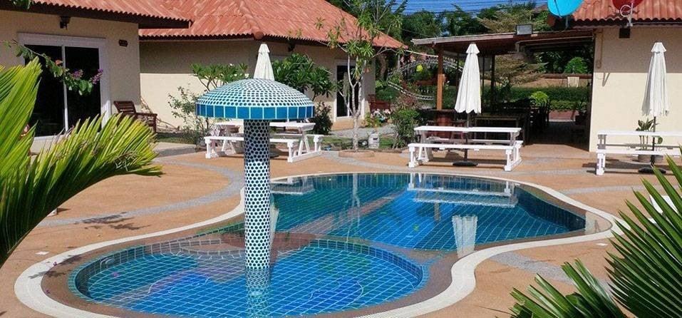 Mediterranean Garden Resort & Tapas Bistro Lake Mabprachan, Pattaya