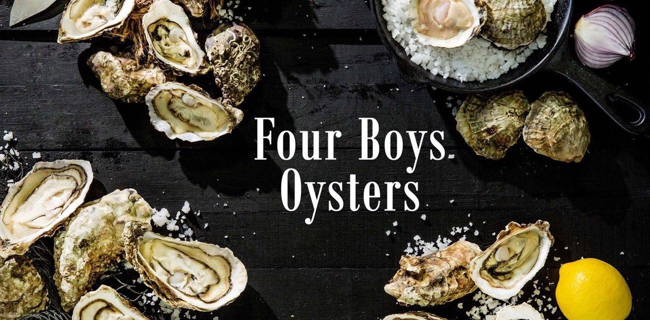 Four Boys Oysters ช่างชุ่ย