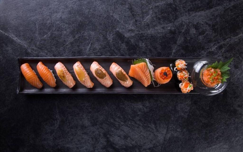 Sushi Mori Sathorn Square