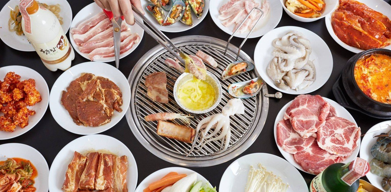 NAMSAN GRILL Korean BBQ & Buffet The One Pattaya