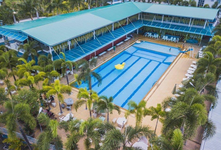 Suan Palm - สวนปาล์ม Swimming Pool,Sauna&Steam