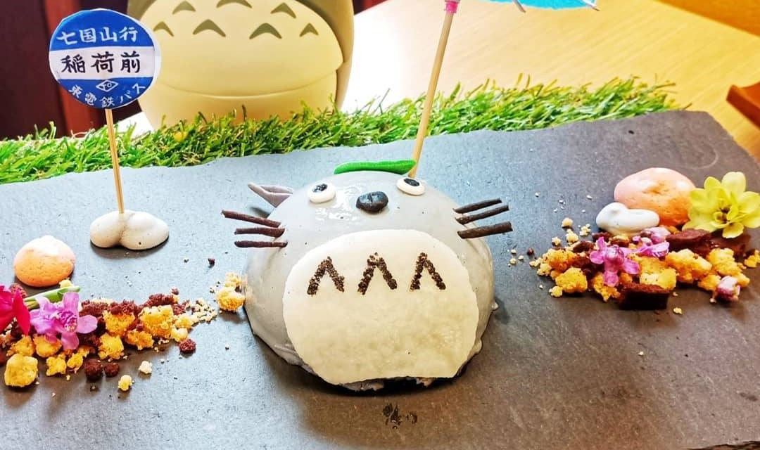 Image result for may garden restaurant totoro