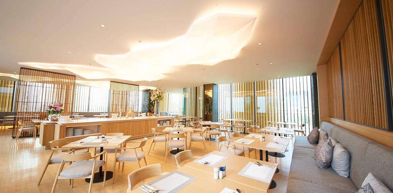 Origami Restaurant  Arize Hotel Sriracha