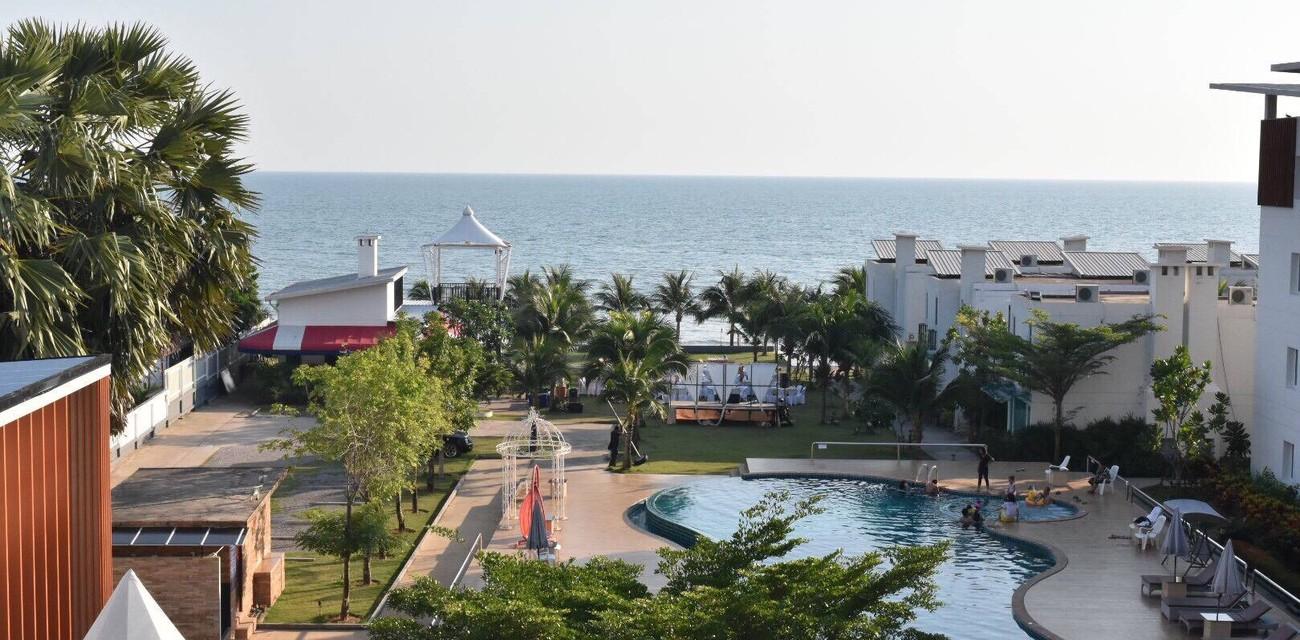 โรงแรม เซนต โทรเปซ บช รสอรท Saint Tropez Beach Resort Hotel