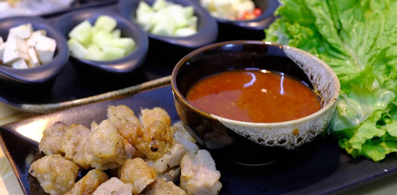 ครัวบ้านญวนอาหารเวียดนาม