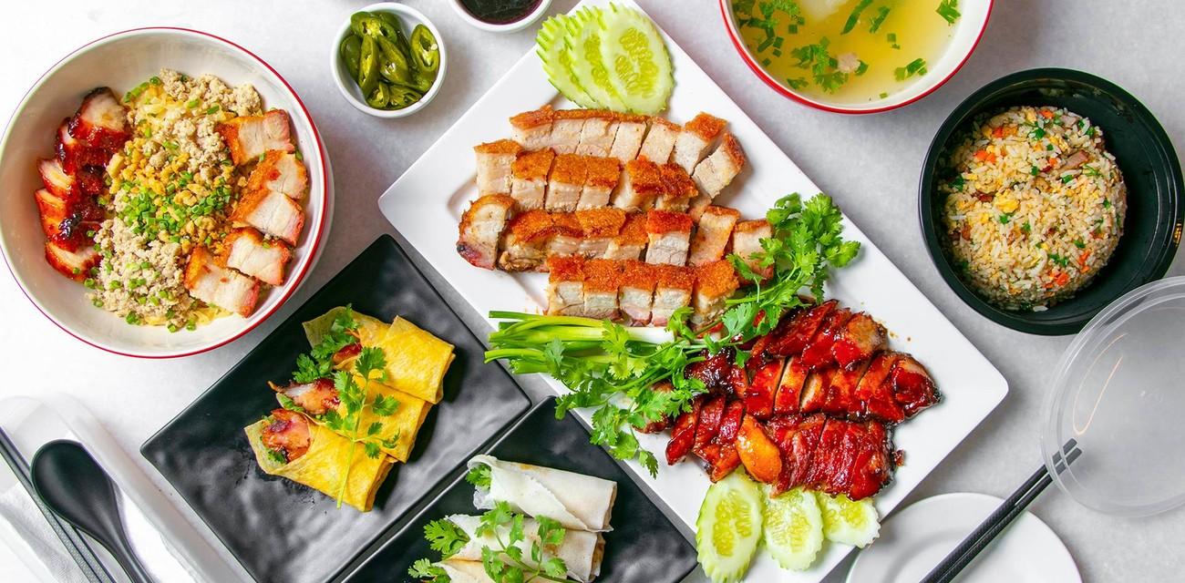 Pigffany&Co.Restaurant Hong Kong Style BBQ Udomsuk