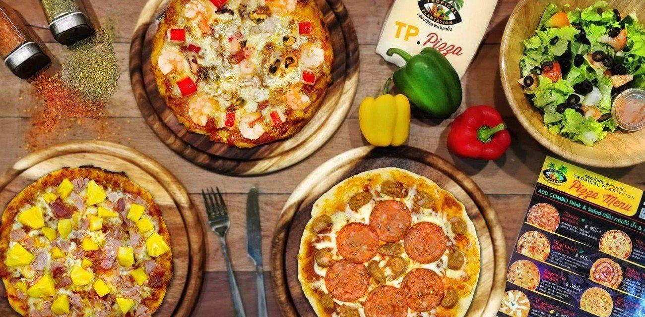 TP.Pizza Tropical Plantation TP Pizza
