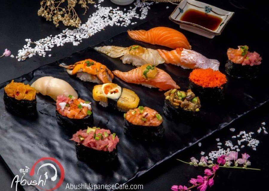 Abushi Japanese Restaurant and Cafe จรัญ 94