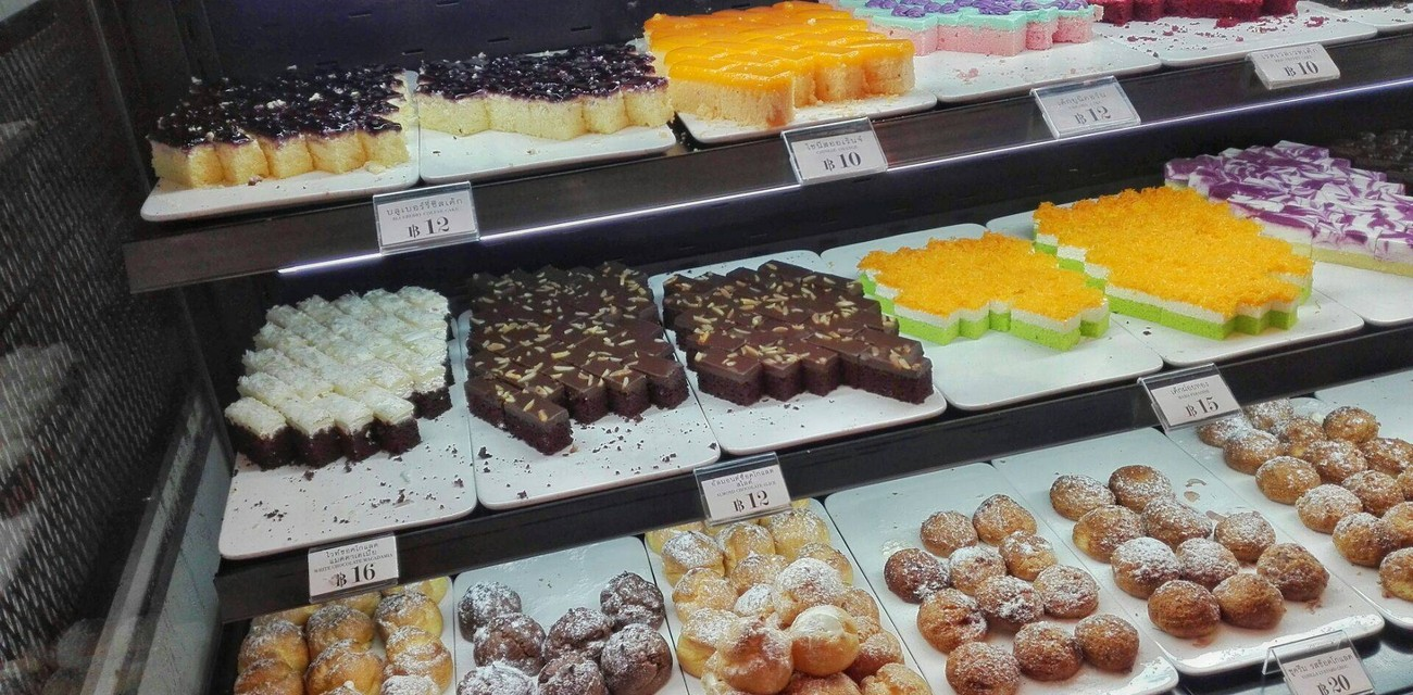 Bake A Wish Japanese Homemade Cake เดอะมอลล์ บางแค