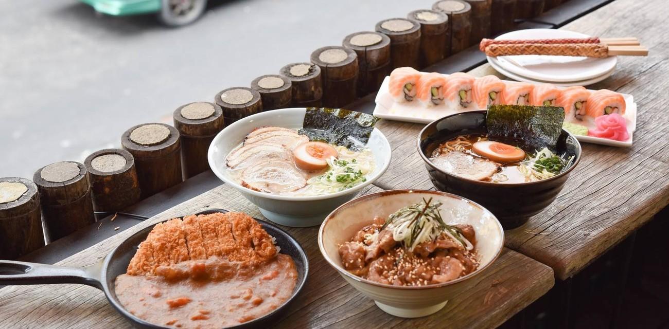 Nippon ichiban ถนนข้าวสาร