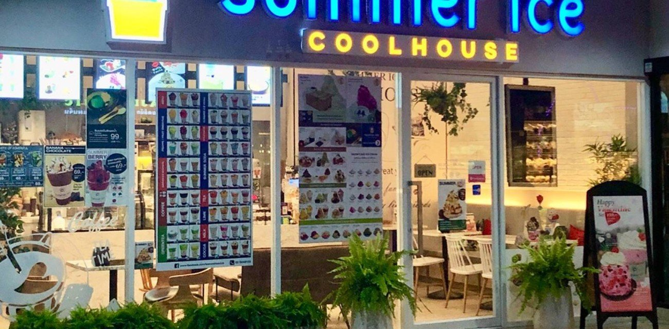 Summer Ice CoolHouse Little Walk Bangna