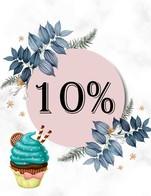 Birth day Gift 10% Discount ส่วนลดค่าอาหารไม่รวมเครื่องดื่มสำหรับเจ้าของวันเกิดที่มาเลี้ยงฉลองที่ร้าน เพื่อให้เป็นของขวัญจากทางร้านแสร้งว่า