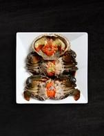 ปูทะเลไข่ดองซีอิ๊วเกาหลี ไซส์ M จานเล็ก 1 ตัว ลดราคาจาก 690 เหลือเพียง 590 บาท