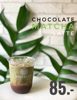 Special: Chocolate Match Latte 85.-