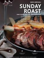 Sunday Roast ทุกวันเสาร์-อาทิตย์ เริ่มต้น 400++ บ.