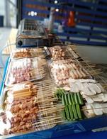 สั่งหม่าล่าผ่าน#wongnai ครบ100บาท รับฟรีอีก2ไม้