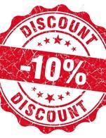 โปรโมชั่น Coupon 10% ลด 10 % เมื่อสั่งเมนูในหมวด Main Dish, Side dish