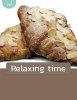 โปรโมชั่น Relaxing time ลด 15 % เมื่อสั่งเมนูในหมวด เบเกอรรี่