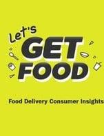 โปรโมชั่น 20% GET FOOD ลด 20 % เมื่อสั่งเมนูในหมวด GET FOOD