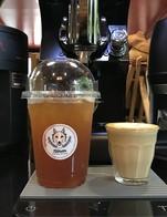 โปรโมชั่น ลดโลกร้อน ลด 5 บาท เมื่อสั่งเมนูในหมวด Espresso Bar Iced Menu, Espresso Bar Frappe Menu, Tea & Drinks, Fusion Bar, Espresso Bar Hot Menu
