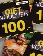 โปรโมชั่น บัตรของขวัญGift Voucher@300 ลด 300 บาท เมื่อสั่งเมนูในหมวด สินค้าแบรนด์ฟังกี้, สินค้า/ค่าบริการ/ส่วนลด, เมนู1-25, เมนู51-55, เมนู 26-50 ครบ 1 บาท
