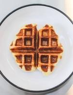 โปรโมชั่น Goal Free Coffle (L) ลด 69 บาท เมื่อสั่งเมนูในหมวด Waffle