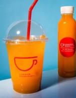 โปรโมชั่น Bill 500 Baht Free Orange Juice แถม Orange Juice เมื่อสั่งเมนูในหมวด Soft Drink, Cake, Chocolate & Milk (HOT), Fruit, Tea (FRAPPE), Chocolate & Milk (ICE), Complimentary, Tea (ICE), Espresso Brew (HOT), Cold Brew, Ice Cream (Cup), Chocolate & Milk (FRAPPE), Espresso Brew (ICE), Tea (HOT), Food, Filter Brew ครบ 500 บาท
