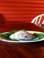 โปรโมชั่น Ais ฟรีข้าวผัดมันเนื้อ ลด 100 % เมื่อสั่งเมนู ข้าวผัดมันเนื้อ, ข้าวผัดกะเพรามันเนื้อ