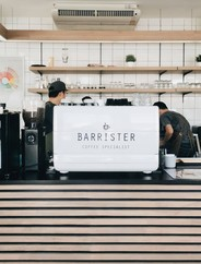 Barrister Coffee Specialist