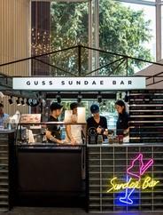 Guss Sundae Bar