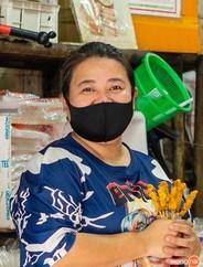 เจ๊พัน หมูสะเต๊ะ ตลาดสดนนทบุรี