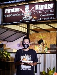 Pirates Burger