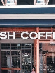 Rush Coffee Rommani