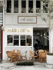 Martin's English Cafe